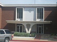 Madison County, TX, Courthouse IMG 1022.JPG