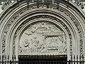 Madrid iglesia Jeronimos portada timpano ni.jpg