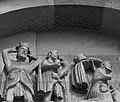 Maestro dei Mesi sogno e adorazione dei magi particolare abbazia di San Mercuriale 01.jpg