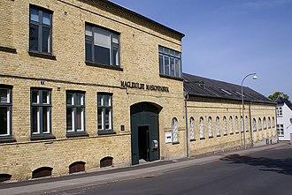 Roskilde - Maglekilde Machine Factory (completed 1865)