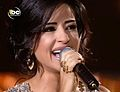 Maguy Bou Ghosn performing on Celebrity Duets.jpg