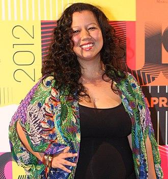 Mahalia Barnes - Image: Mahalia Barnes 2012May A
