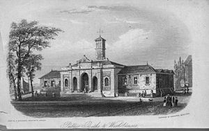 Baths and wash houses in Britain - Image: Maidstone baths