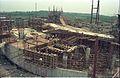Main Auditorium Under Construction - Convention Centre Complex - Science City - Calcutta 1994-11-03 487.JPG