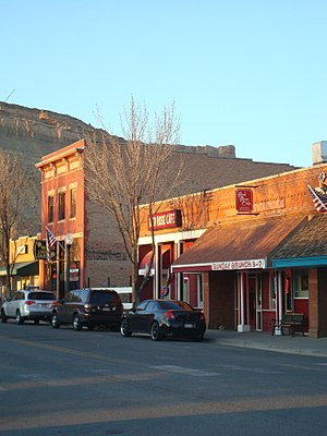 Palisade, Colorado - Main Street, Palisade, Colorado