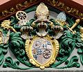 Mainz Alte Universität Portal mit Wappen Erzbischof Kronberg 03.jpg