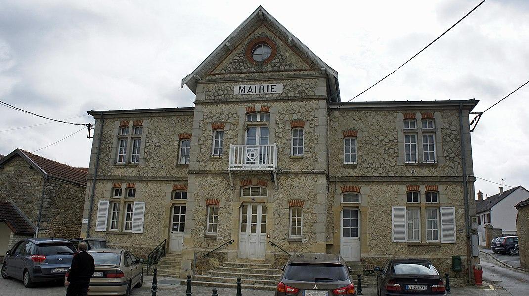 Mairie de Prouilly.