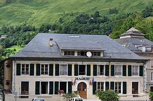 Eaux-Bonnes - Town Hall