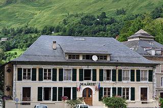 Eaux-Bonnes Commune in Nouvelle-Aquitaine, France