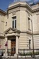 Mairie du 18e arrondissement de Paris Entrée Bibliothèque municipale 2019 2.jpg