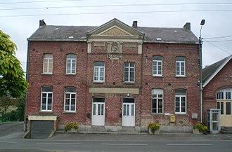 Ramousies - Image: Mairie ramousies