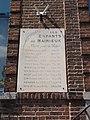 Mairieux (Nord, Fr) plaquette morts 1914-1918 sur l'ecole.JPG