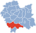Malopolskie nowy targ county.png