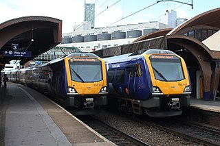 Northern (train operating company) A British train company operating in Northern England