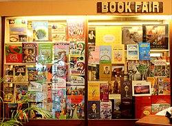 Mandovi offers a book fair.jpg