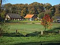 "Manege Renkum called ""Quadenoord"" with autumncolours at 14 November 2014 - panoramio.jpg"