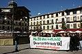 Manifestacion en contra del poligono de tiro de las Bardenas Reales en Tudela (2008).jpg