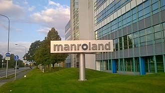 Manroland - Headquarter in Offenbach am Main