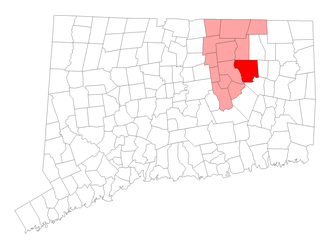 Mansfield, Connecticut - Image: Mansfield CT lg