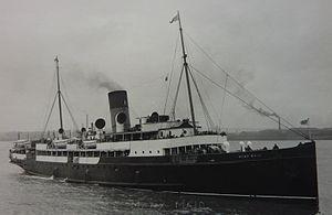 TSS Manx Maid (1910)