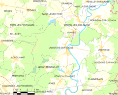 Map commune FR insee code 21337.png