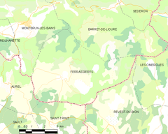 Map commune FR insee code 26135.png