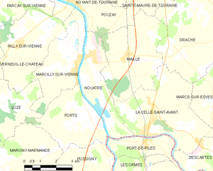 Map commune FR insee code 37174.png