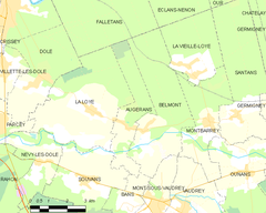 Map commune FR insee code 39026.png