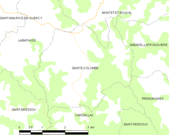 Map commune FR insee code 46260.png