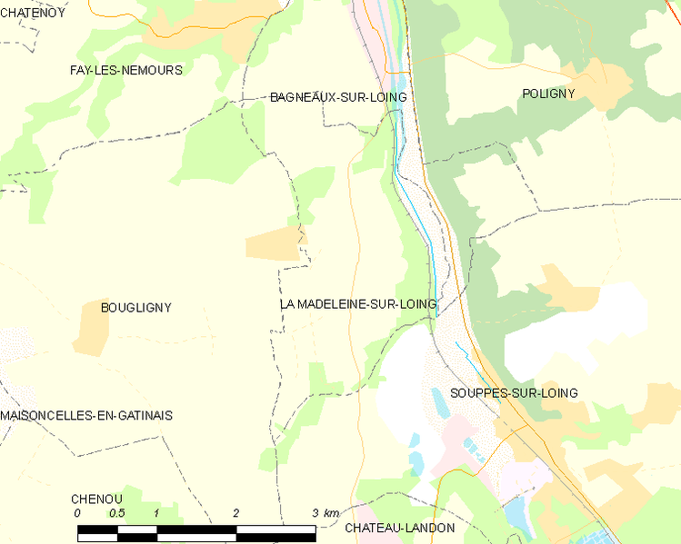 Archivo:Map commune FR insee code 77267.png