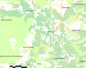 Map commune FR insee code 83012.png