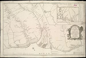 Essequibo (colony) - Essequibo and Demerara in 1798.