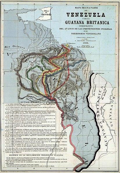 File:Mapa de una parte de Venezuela y de la Guayana Britanica.jpg
