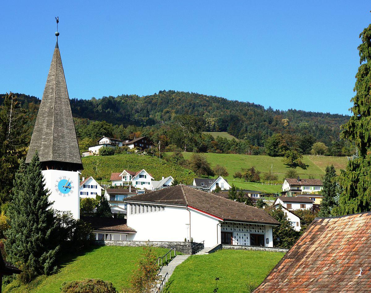 Marbach, St. Gallen - Wikipedia