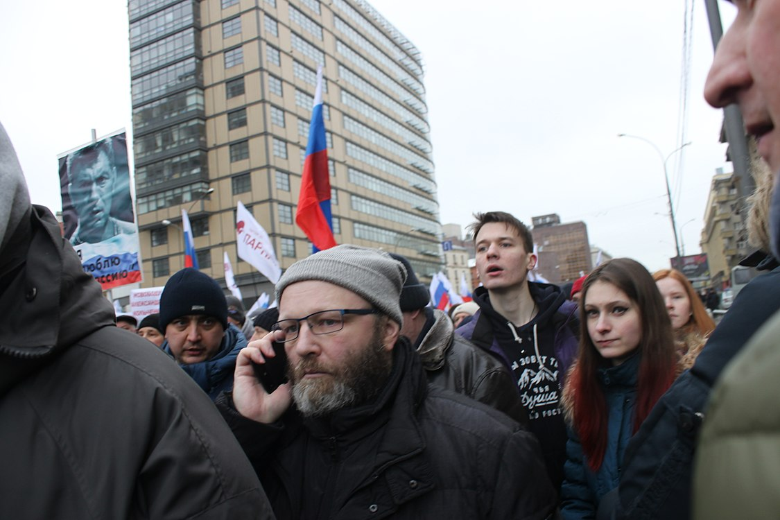 March in memory of Boris Nemtsov in Moscow (2019-02-24) 214.jpg