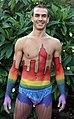 Mardi Gras Bodypainting, Bodyart (8582512194).jpg