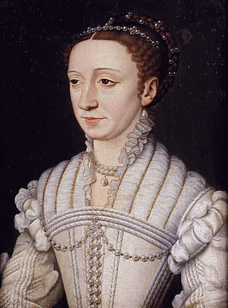 Margaret of France, Duchess of Berry - Image: Margaret of France, Duchess of Berry by Studio of François Clouet