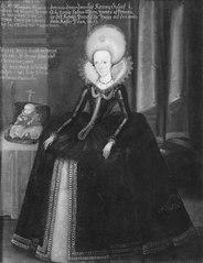 Margareta Elisabet, 1584-1616, prinsessa av Mecklenburg-Schwerin