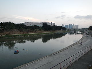 Marikina River river in the Philippines