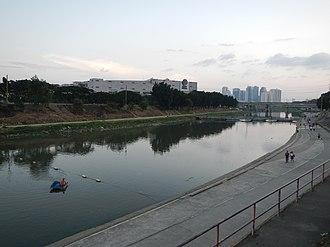 Marikina River - Marikina River in Marikina
