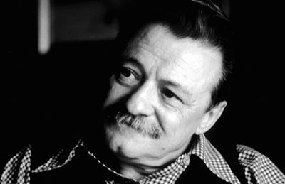 Picture of an author: Mario Benedetti