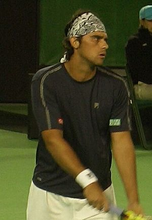 Mark Philippoussis - At the 2006 Australian Open