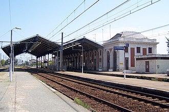 Gare de Marmande - Marmande station