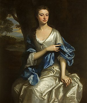 John Morgan (of Rhiwpera) - Sir John Morgan had two sons by his wife, Martha Vaughan (pictured).