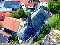 Martinstein – Kath. Kirche vom Felswanderweg aus gesehen - panoramio.jpg