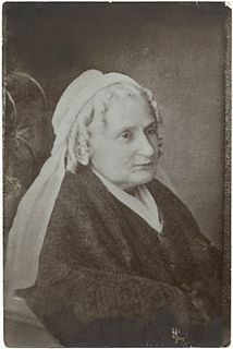 Mary Anna Custis Lee Wife of Robert E. Lee