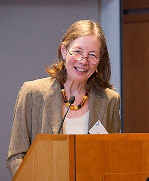 Mary Jo Nye - Recipient of the 2013 Roy G. Neville Prize