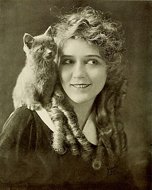 Mary Pickford - Mary Pickford, 1916