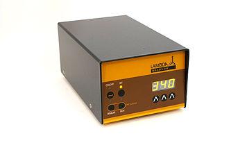 Mass flow controller - MASSFLOW - precise gas flow measurement and controller