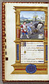 Master Jean de Mauléon - Leaf from Book of Hours - Walters W44910V - Open Reverse.jpg